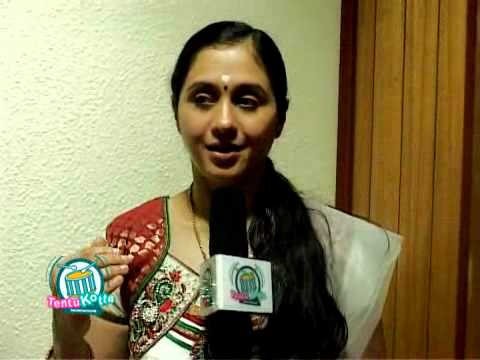 Actress Interview with Devayani @ Thirumathi Tamizh