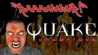 GO'N BEAST ON QUAKE CHAMPIONS - SAVAGE CLIPS