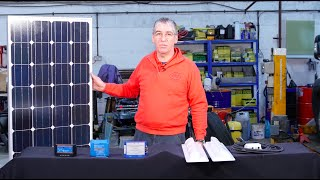 Solar panels – expert advice from Practical Motorhome