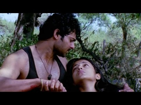 Trisha & Prabhas Sentiment Scene    Pournami Movie    Charmi Photo Image Pic