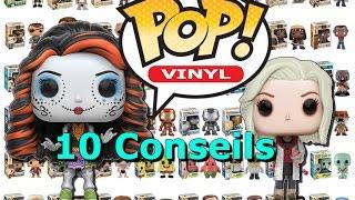 10 Conseils pour Bien COLLECTIONNER les figurines Funko POP !
