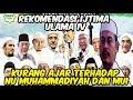 Ijtimak Ulama 'Kurang Ajar' Sama NU, Muhammdiyah, dan MUI
