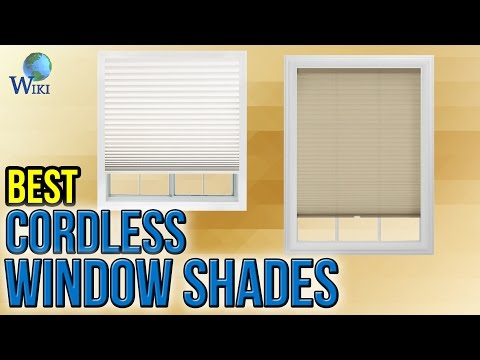 6 Best Cordless Window Shades 2017