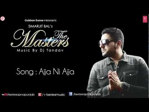Watch Ajja Ni Ajja Song by G.Sonu & Ft. Ishita || The Masters Album