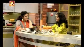 Annies Kitchen With Malayalam Film Actress Anju Aravind. | Dum Chicken Recipe by Annie