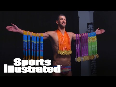 Michael Phelps Cover Shoot Behind The Scenes | Sports Illustrated