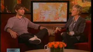 Chace Crawford on Ellen 11.18.08
