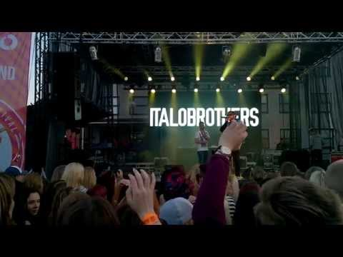 Italobrothers LIVE @ Radio Hardcore / Seinäjoki Finland 17.7.2015