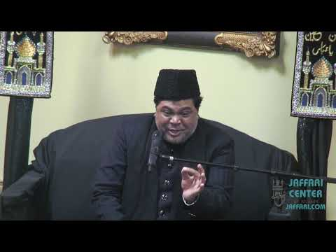 Shahadat Imam Hasan Askari (as)/ Alvida Majlis 2019/1441 Maulana Asad Yawar