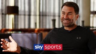 EXCLUSIVE! Eddie Hearn on Joshua/Ruiz 2, KSI vs Logan Paul, Wilder & Lomachenko