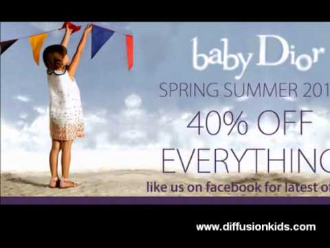 Children 39s Designer Clothes AccessoriesFootwear End of the Season Sale