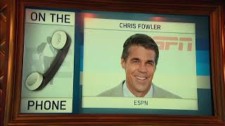 ESPN's Chris Fowler talks National Championship w/ Rich Eisen | 1/8/19