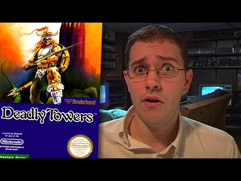 Deadly Towers - Angry Video Game Nerd
