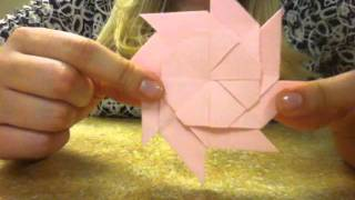 Origami Tutorial And My Drawings. :) Soft Spoken.