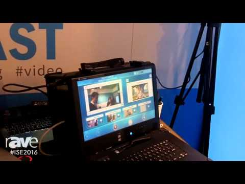 ISE 2016: UbiCast Overviews Line of Recording Systems for Rich Media Video