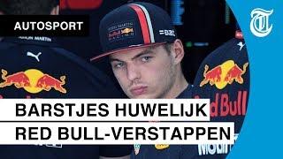 'Verstappen kan onder contract met Red Bull uit' - DE OPWARMRONDE