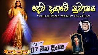 Divine Mercy   - Day 07
