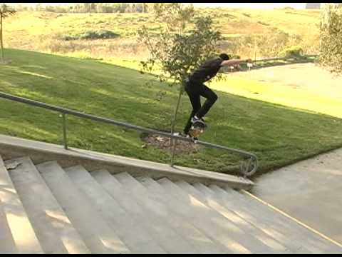 SKATEBOARDING TIMMY KNUTH RAW