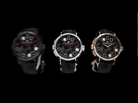21 Blackjack Watch by Christophe Claret