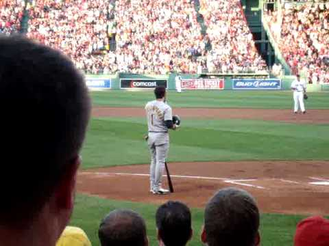 Nomar Garciaparra's return to Fenway Park July 6th 2009 Video