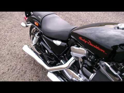Harley Davidson Sportster 883 Superlow Stage 1
