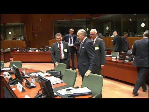 EU Foreign Affairs Meeting - Iraq, Ukraine, Gaza and Libya