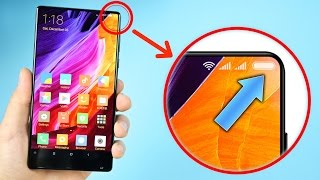 The Phone From The FUTURE! No Bezel Xiaomi Mi Mix Review