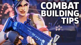 Fortnite Battle Royale - Building For Combat Guide