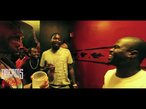Meek Mill vs. Kevin Hart (Backstage : Dreams & Nightmares Tour)