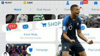 999+ Rewards | PACK Opening - PES 2019 Mobile Android/ios