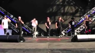 XIA - OeO Rehearsal Mirrored (Dance Practice)