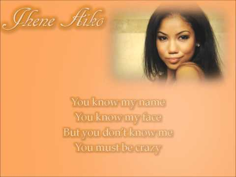 Jhene Aiko- Stranger (With Lyrics) Music Videos