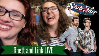RHETT AND LINK LIVE | Eleventh Hour Adventures