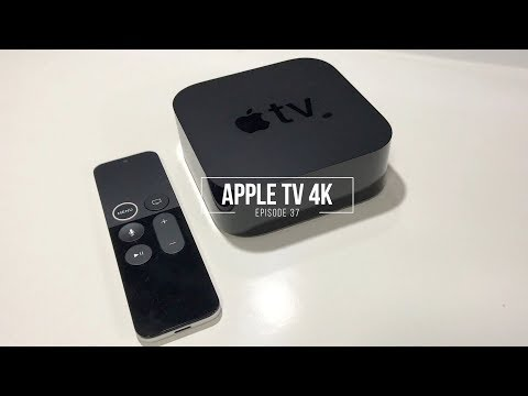 [Review] Apple TV 4K - The one with the Easy-to-Drop remote
