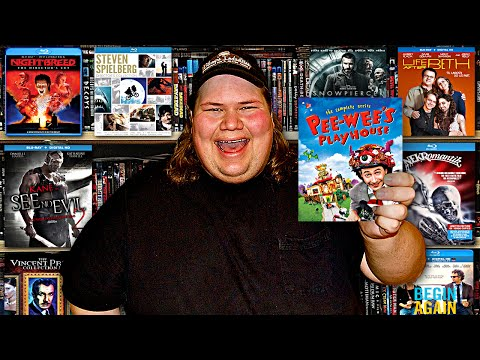 My Blu-ray Collection Update 10/18/14 : Blu ray and Dvd Movie Reviews