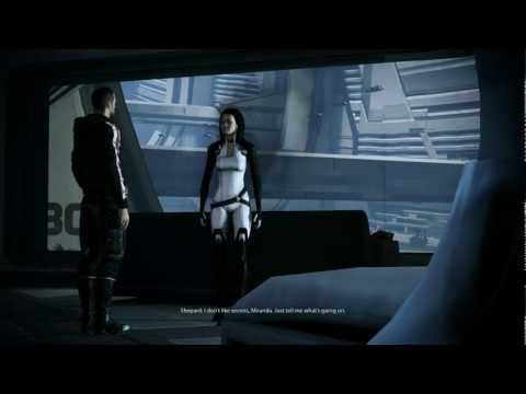 Mass Effect 3: Miranda Romance #3: Sex scene (version 1)