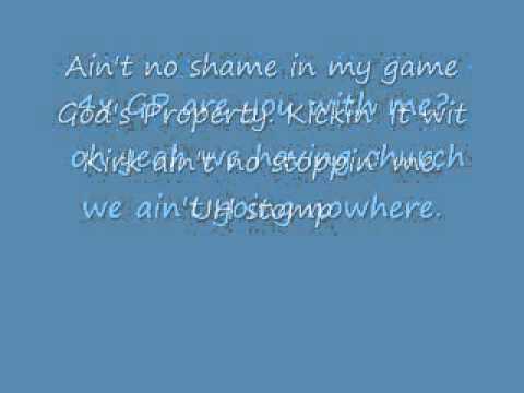Stomp Kirk Franklin Lyrics