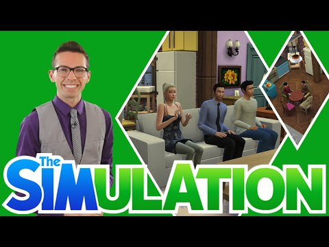 #TheSimulation   Sims 4 Launch Week, Yay or Nay?