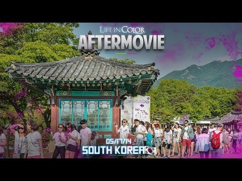 Life In Color - Rebirth - Seoul, South Korea - 05/17/14 - Official Aftermovie