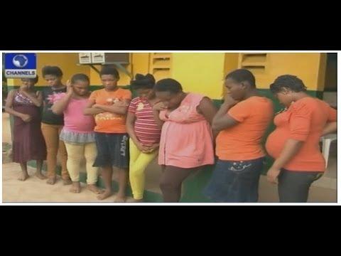 Download Ogun Baby Factory: Police Rescue Eight Pregnant Girls Mp4 baru