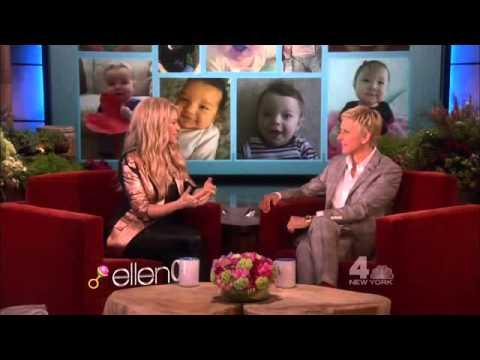 [facebook.com/shakiraineditos] | Shakira entrevista en Ellen