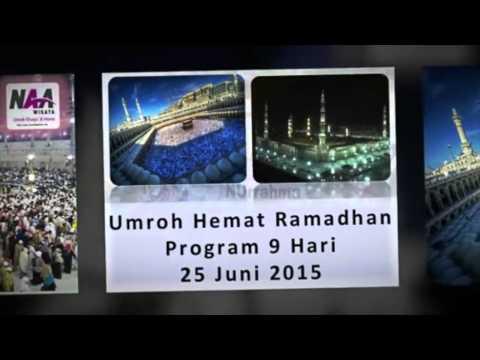 Jual paket umroh murah ramadhan