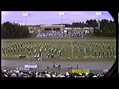 1994 Myrtle Beach High School Marching Band (10/29/94)