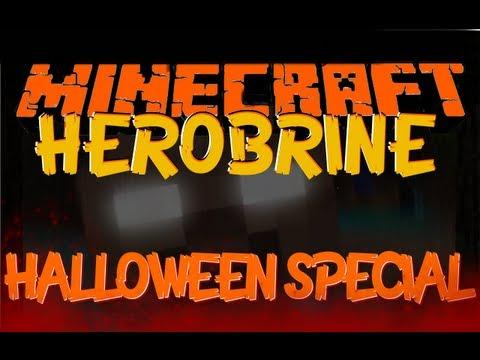 Minecraft Mod Review - Minecraft - HEROBRINE MOD 1.7.4