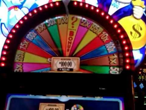 Super Monopoly Money with $100MM wheel spin