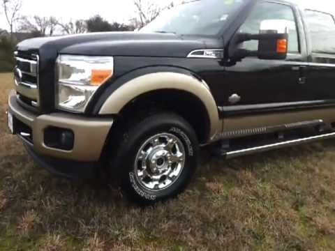 sold.2012 Ford Super Duty F-250 King Ranch 4x4 Crew Cab 6.7 Powerstroke Diesel 400HP  888-653-8056