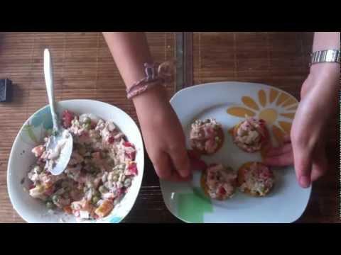 Recetas ligeras: ensalada de atún - receta para una diferente ensalada de atún