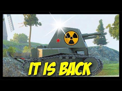 ► IT IS BACK... Nice Memez! - World of Tanks Gameplay