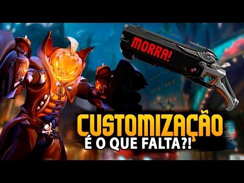Overwatch | ARMAS CUSTOMIZADAS E SISTEMA DE TRADING FAZEM SENTIDO? | Rasante #70