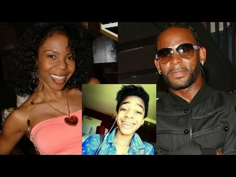 R.kelly's 13-yr Old Daughter Becomes His Son | Sex Change video